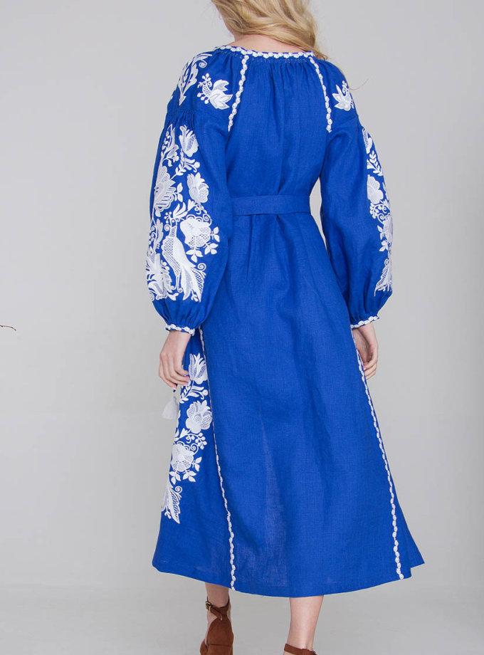 Платье-вышиванка FOBERI_01087, фото 1 - в интеренет магазине KAPSULA