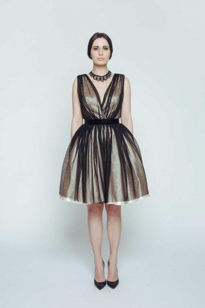 Вечернее платье CAVO_020, фото 1 - в интеренет магазине KAPSULA