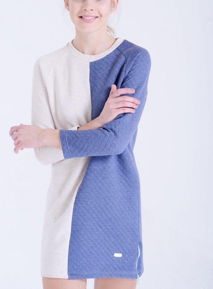 """Платье """"половинка"""" INS_BC16_08_outlet, фото 1 - в интеренет магазине KAPSULA"""