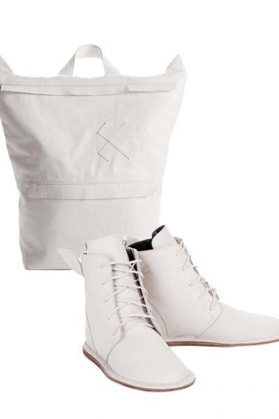 White bag and shoes KAPm2, фото 1 - в интеренет магазине KAPSULA
