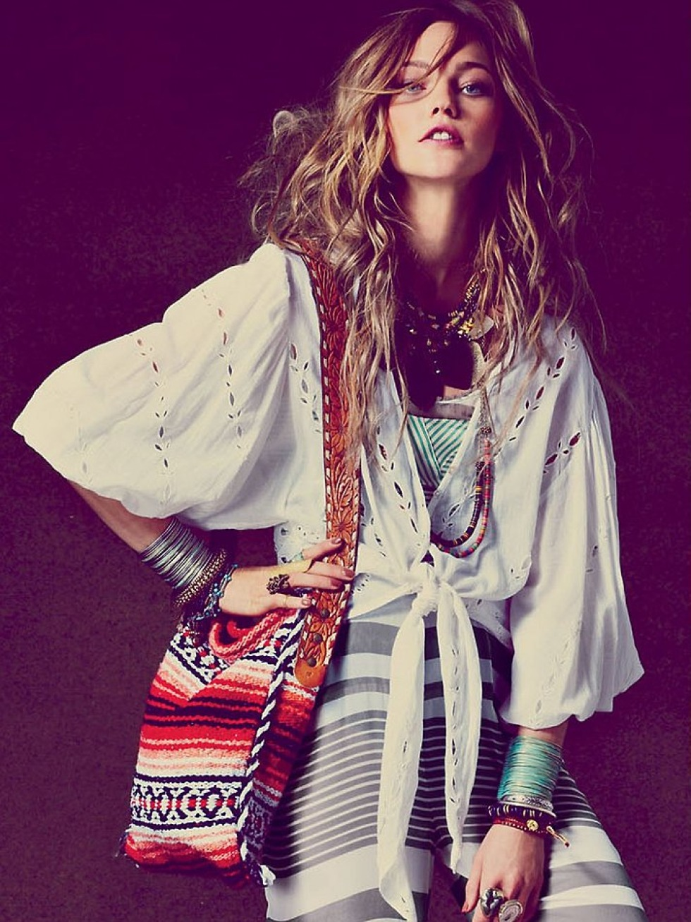 Hippie fashion for cheap Black and White Photography: A Basic Manual Third